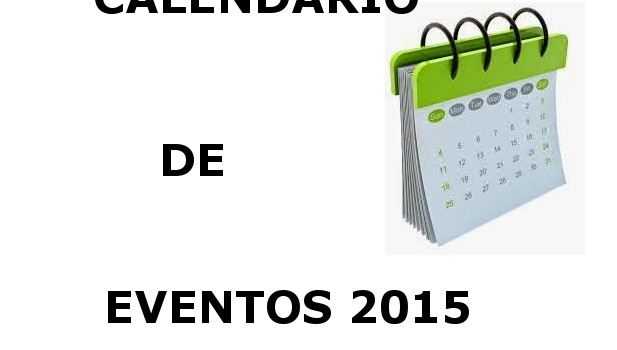 Eventos del condominio en 2015